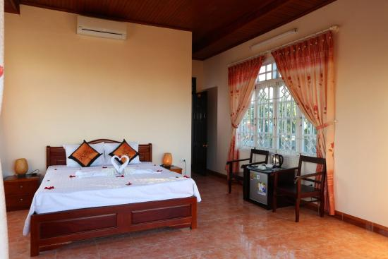Rice Village Homestay: Deluxe Double With Balcony