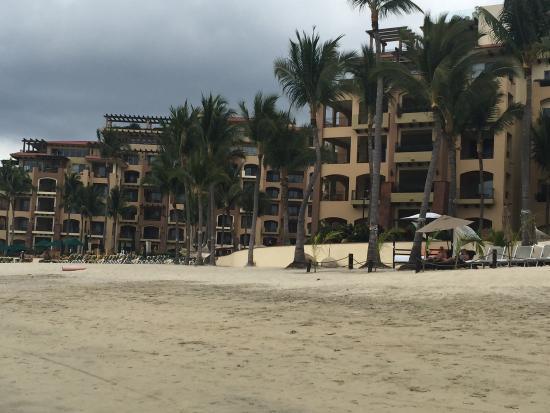 Villa Del Palmar Flamingos Beach Resort & Spa Riviera Nayarit: Very nice beach and beautiful resort