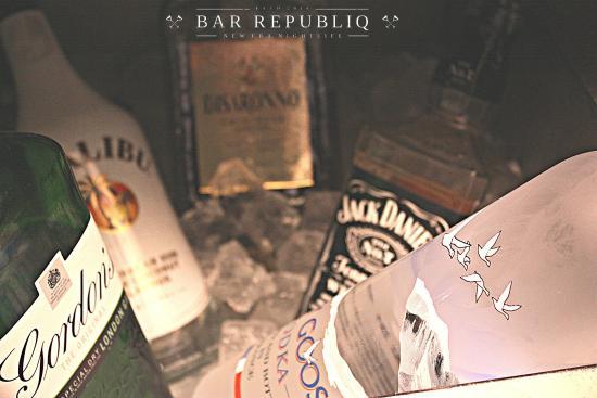 we got something for everyone at Bar Republiq