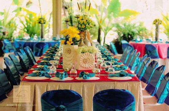 Manuel Resort: Catering Services