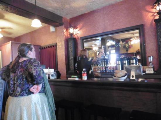 Cassadaga, Floryda: Ein Medium an der Kaffeebar