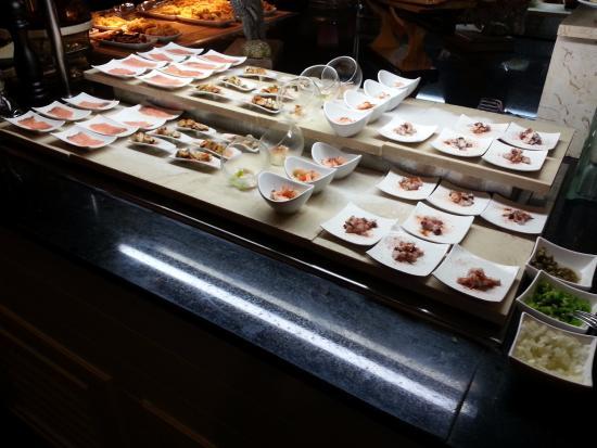 Iberostar Selection Varadero: Seafood restaurant