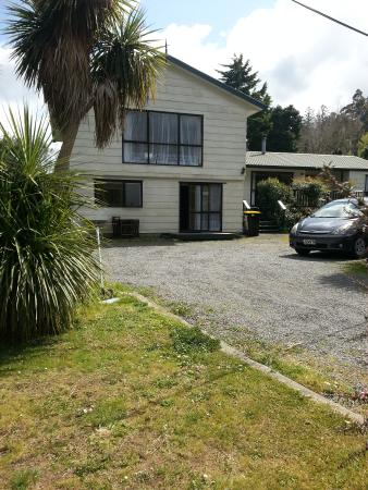Paeroa, Nueva Zelanda: Golden Owl Accommodation