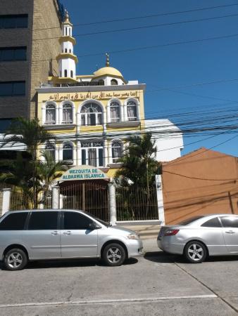 Mezquita Aldawa Islamica de Guatemala