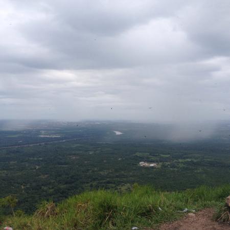 Morro de Santo Antonio: Vista!
