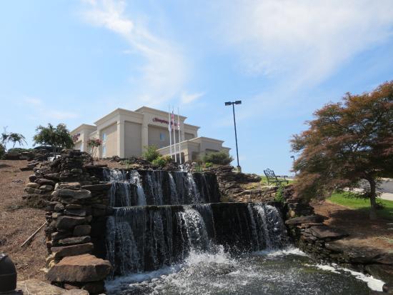 Hampton Inn Guntersville Bewertungen Fotos Preisvergleich Al Tripadvisor
