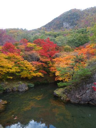 Sado, Japan: Momijiyama Park