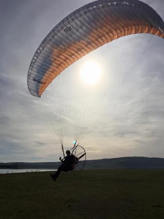 Sky High PPG: Simon flying the new Spider