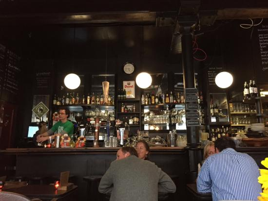 Cafe Meijers: De bar