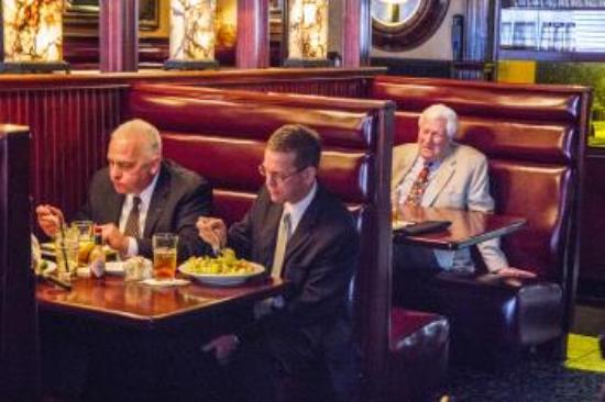 Okeechobee Steak House: Serving Lunch Monday - Friday