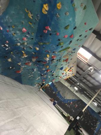 Sender One Climbing : bouldering