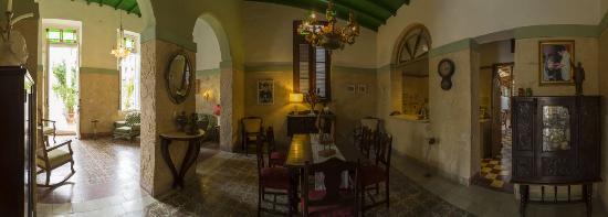 La Colonial 1861: Comedor