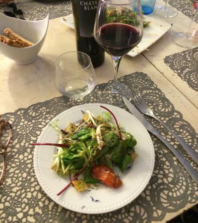O Papilles - Le Restaurant: Ambiente e cozinha divinos..super recomendo.