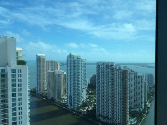 JW Marriott Marquis Miami: The view