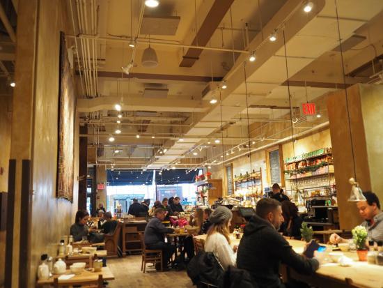 Best Lunch Restaurants Bryant Park