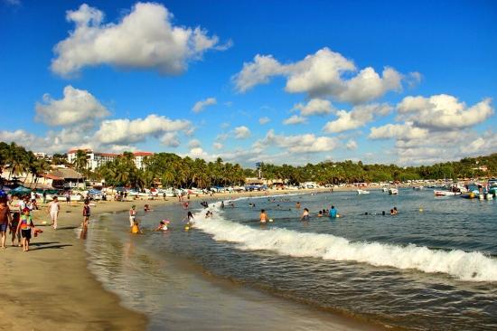 Playa Principal: 1