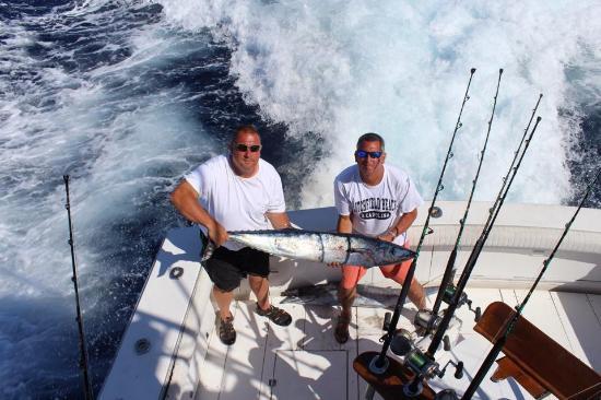 Georgetown, SC: Off-Shore Fishing