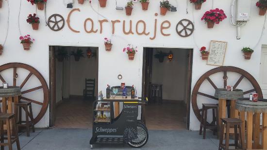 Cobacha Del Carruaje