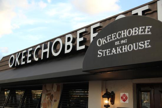 Okeechobee Steakhouse: Serving Palm Beach County Since 1947