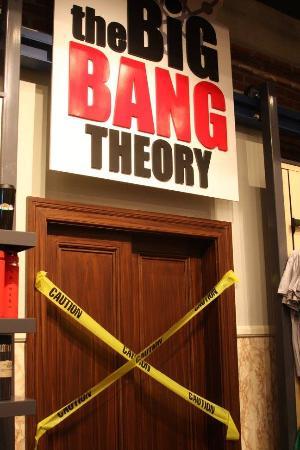 big bang theory bild fr n warner bros studio tour hollywood rh tripadvisor se
