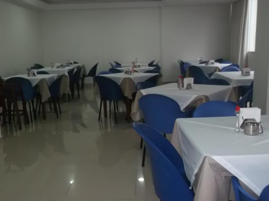 Hotel Bella Camboriu: restauran