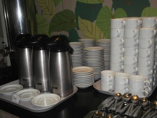 Hotel Bella Camboriu: desayuno