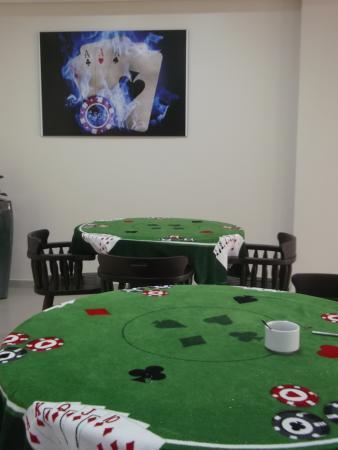Hotel Bella Camboriu: sala de juegos