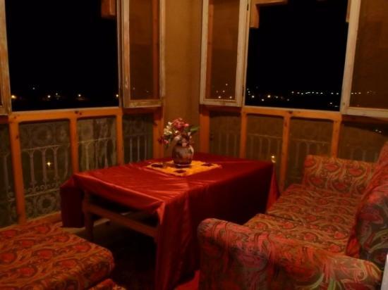 Kasbah du Dades ex Chems: chambre donnant sur une vallee splendide