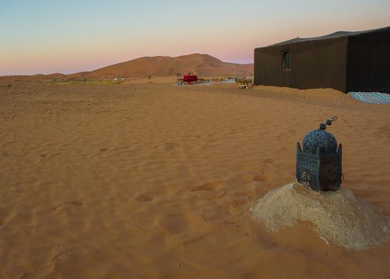 Les Cles Du Desert Luxury Bivouac: Grounds