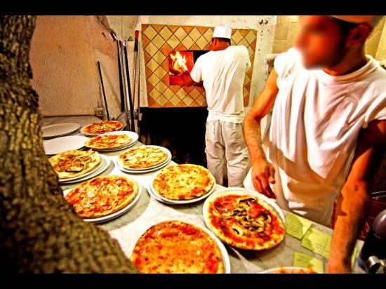 Camping Maddalena: PIZZA