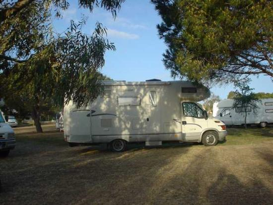 Camping Maddalena: IN CAMPER
