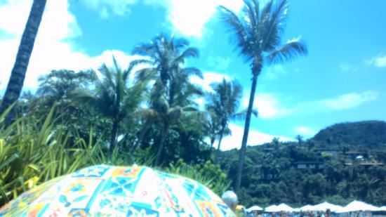 Praia de Sao Pedro: Lugar paradisíaco