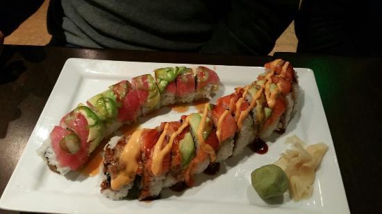 Kaiyo Grill & Sushi Bar: Kaiyo Grill