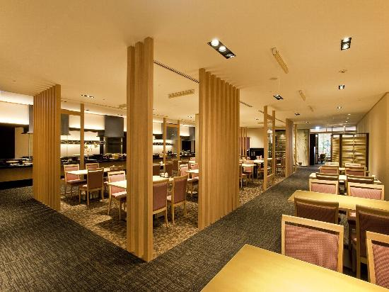 Oriental Hotel Tokyo Bay: 日本料理「美浜」店内