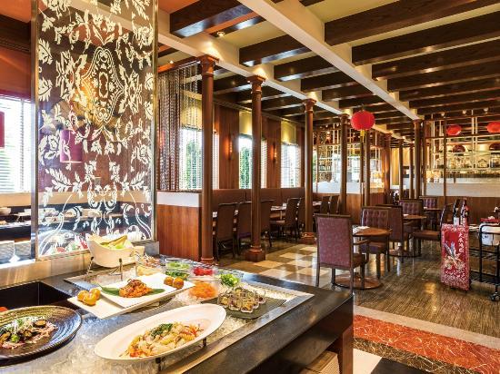 Oriental Hotel Tokyo Bay: 中国料理「チャイニーズ・テーブル」店内