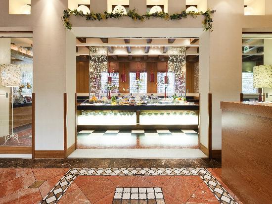 Oriental Hotel Tokyo Bay: 中国料理「チャイニーズ・テーブル」店頭