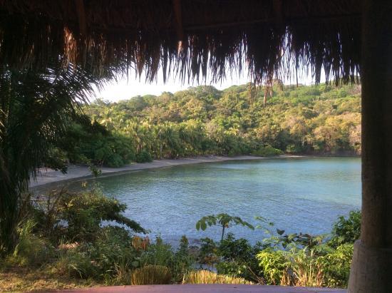 Cala Mia Island Resort: What a view.