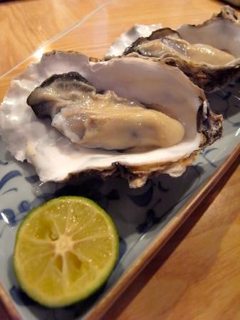 Masuya: 生牡蠣