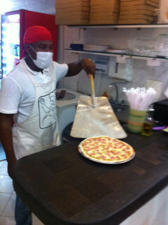 Fiesole Pizzeria: Deliciosa !!!