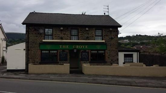 Pontymister, UK: THE GROVE RISCA