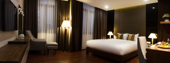 Hadana Boutique Hotel: Deluxe Room