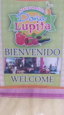 Pictures from Dona Lupitas Restaurant.