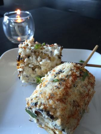 Industry Bar & Grill: Grilled Corn