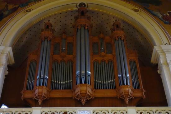 Église Sainte-Trinité, Paris - Picture of Eglise de la ...