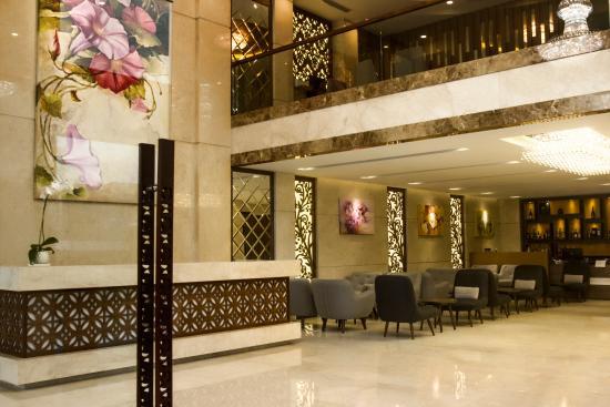 Hadana Boutique Hotel: Lobby & Bar