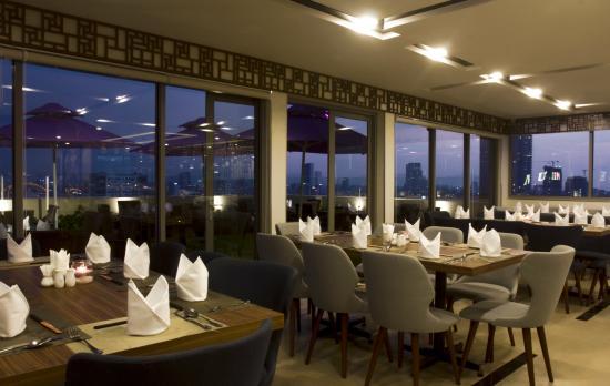 Hadana Boutique Hotel: Restaurant