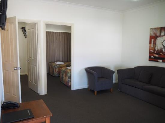 Pittsworth, Avustralya: Family Suite
