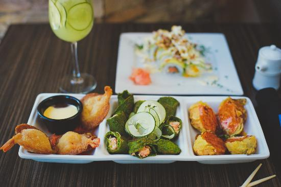 Kobu Restaurant: Trio