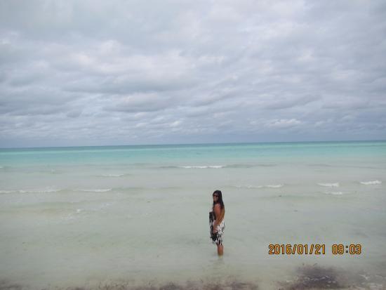 Memories Caribe Beach Resort: beach