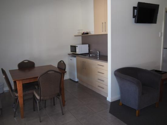 Pittsworth, Australia: Family Suite dining